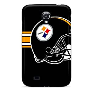 Snap-on Cases Designed For Galaxy S4- Pittsburgh Steelers