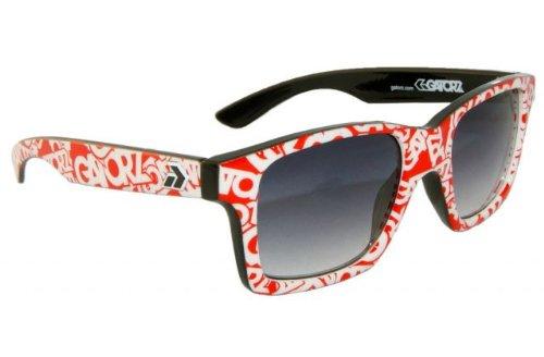 Gatorz I Am Adult Lifestyle Sunglasses/eyewear - Gatorz Print/grey - I Am Sunglasses