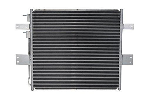Dodge Ram 2500 A/c Condenser (AC A/C CONDENSER FOR DODGE FITS RAM 2500 3500 DIESEL 5.9 3265)