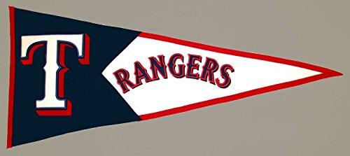Winning Streak Texas Rangers Classic Pennant by Winning Streak