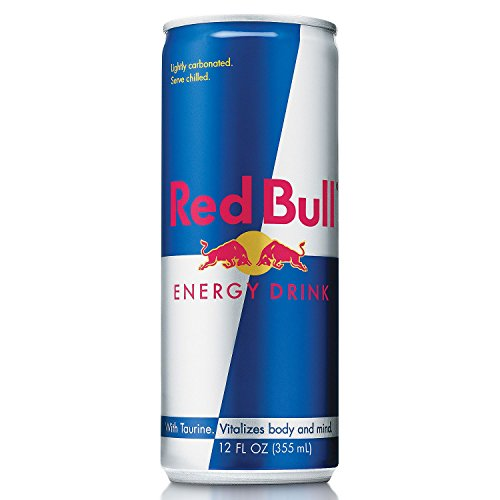Red Bull Energy Drink, 16 oz. (12 pk.) (pack of 6) by Red Bull