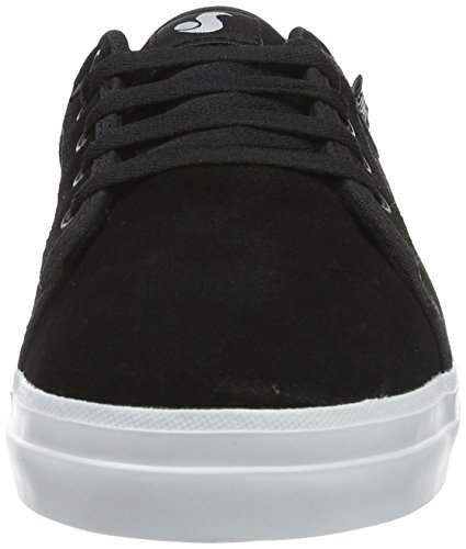Suede White Black Schwarz Herren Shoes DVS Top Aversa Low FBqPnw7Z