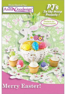 Easter Machine Embroidery Designs - 5