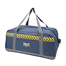 Everlast Medium Sports Holdall Bag Navy/Grey Kitbag Gymbag Carryall Sportsbag
