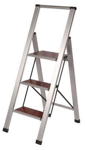 Super Ultimate Three Step Stool Heavy Duty Folding Lightweight Machost Co Dining Chair Design Ideas Machostcouk