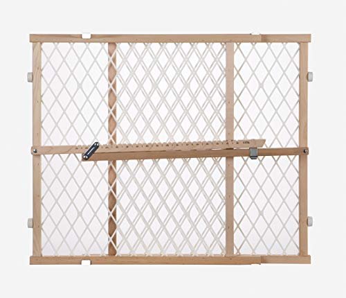 'Diamond Mesh Gate' by North States: Installs in seconds without damaging walls. Pressure mount....