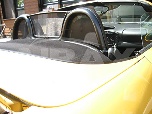 Airax windscherm voor Boxster Typ 986 Windabweiser Windscherm Windstop Wind deflector déflecteur de vent