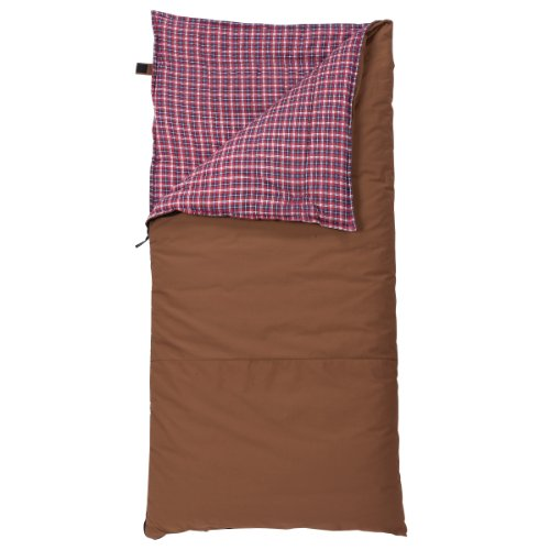 Slumberjack Big Timber 0 Degree Long Right Hand Zip Sleeping Bag, Outdoor Stuffs