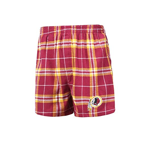 Concepts Sport Men's Washington Redskins Boxer Shorts (Small) (Redskin Boxers)