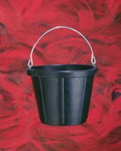 Fortex Standard Rubber Pail for Small Animals, 10-Quart