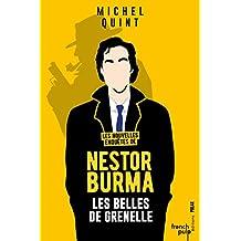 Les nouvelles enquêtes de Nestor Burma - Les belles de Grenelle (French Edition)