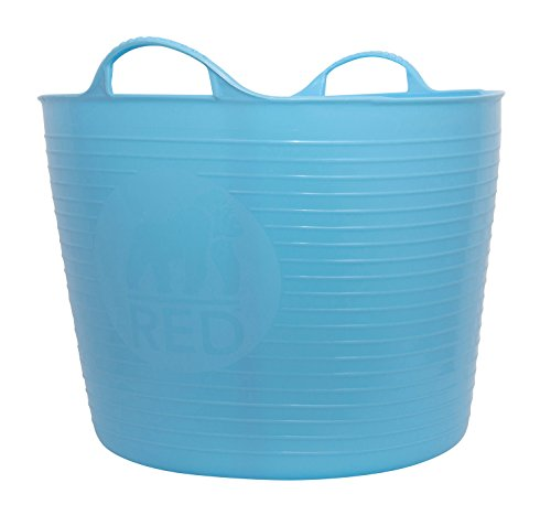 Tubtrugs SP42SKBL Flexible Sky Blue Large 38 Liter/10 Gallon Capacity