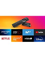 Amazon Fire TV Stick con mando por voz Alexa | Reproductor de contenido multimedia en streaming