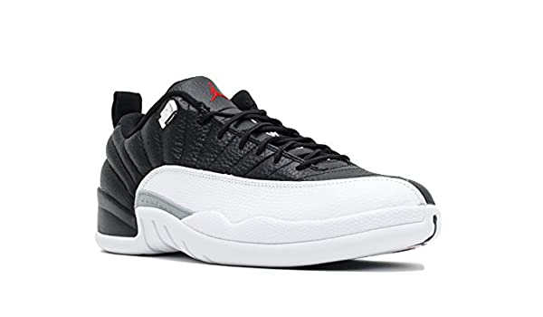 5a1e99f93772f7 Nike AIR Jordan 12 Retro Low  Playoff  - 308317-004  Amazon.ca  Shoes    Handbags