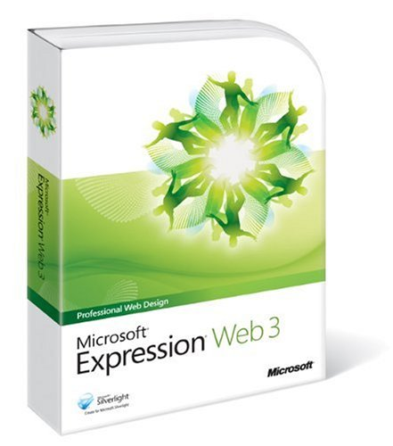 Microsoft Expression Web 3.0 [Old Version]