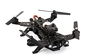 Xiangtat Walkera Runner 250 Drone Racer Modular Design Racing Devo 7 OSD Quadcopter Drone with Hd Camera Goggle 2 Glasses Image Transmission Module (Fpv Version)