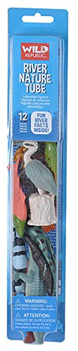 Wild Republic River Nature Tube, Kids Gifts, Educational Toys for Kids, Toy Animals Figures, ()