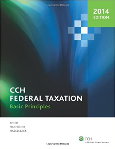 Federal taxation basic principles 2014 philip j harmelink and federal taxation basic principles 2014 2014 ed edition fandeluxe Images