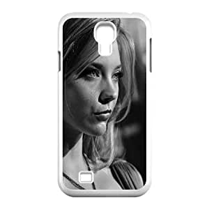 Samsung Galaxy S4 9500 Cell Phone Case White Natalie Dormer Film Dark English Actress Celebrity LSO7958862
