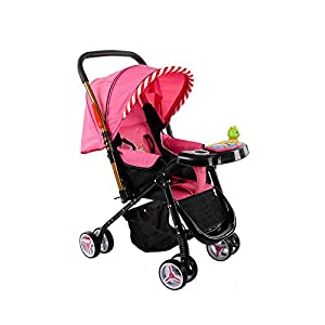 Safe-O-Kid Extra Safe Pram/Stroller (0-4...