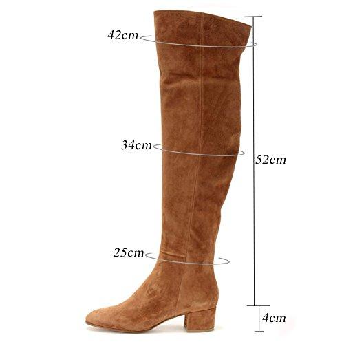 EKS - Botas XL Mujer marrón