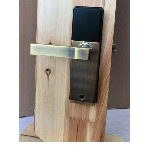 Lightinthebox 905a Biometric Fingerprint Door Lock with Key & Ic Sensor Open by LightInTheBox (Image #4)