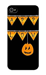 Armandcaron Series Skin Case Cover Ikey Case For Iphone 5/5s(happy Halloween)