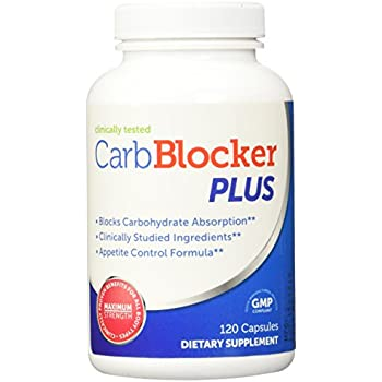 Belly Blaster Carb Blocker Plus, 120 Capsules