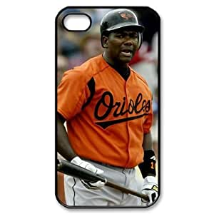 MLB iPhone 4,4S Black Baltimore Orioles cell phone cases&Gift Holiday&Christmas Gifts NADL7B8825371