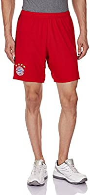 adidas Spieler-heimshorts FC Bayern München Replica - Pantalones Cortos de  fútbol para niño. Cargando imágenes. a6a8483028bf