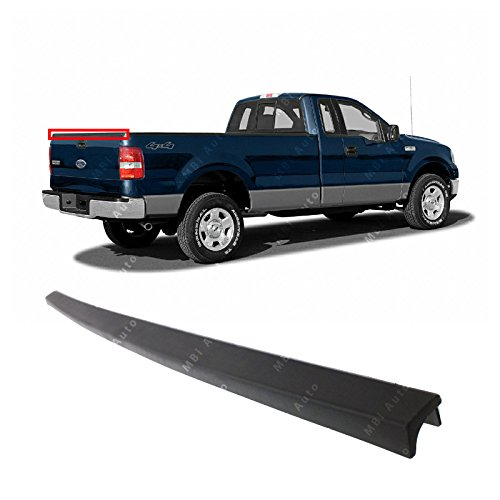 (MBI AUTO - Textured, Black Tailgate Top Protector Molding Cap for 2005 2006 2007 2008 Ford F150 Pickup 05-08, FO1904106)