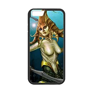 Dota2 NAGA SIREN iPhone 6 Plus 5.5 Inch Cell Phone Case Black DIY Gift pxf005-3606089