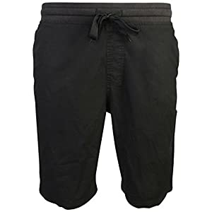 Beverly Hills Polo Club Men's Pull On Twill Stretch Short