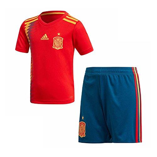 adidas 2018-2019 Spain Home Mini Kit