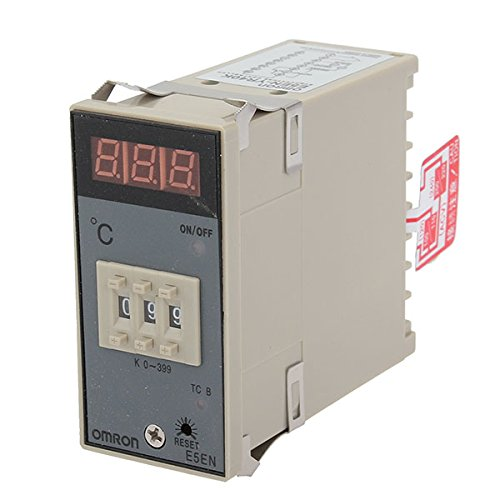 E5EN Electronic Temperature Controller Accommodometer Regulator