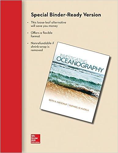 Online-Buch kostenlos herunterladen Loose Leaf Version for Investigating Oceanography with Connect Access Card 0077716914 auf Deutsch PDF MOBI