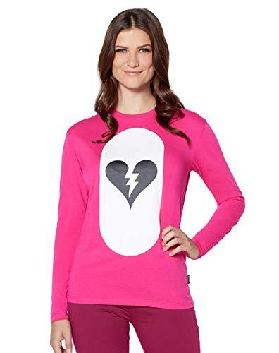 Spirit Halloween Adult Fortnite Cuddle Team Leader Costume T-Shirt - S