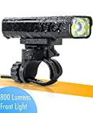 The original LED bicycle rechargeable headlight | 800 Lumens for a brighter bike