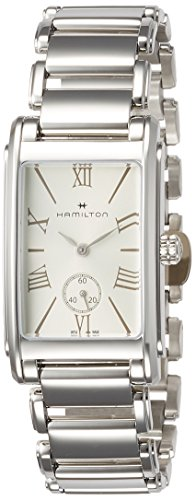ساعت مچی مردانه همیلتون مدل H11421114 با بدنه استیل