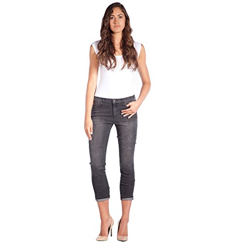 Second Yoga Jeans Women's Boyfriend Jeans (Andros,30)