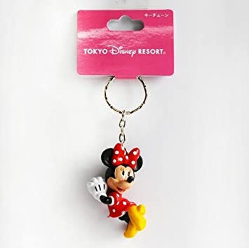 clave llavero anillo Minnie Mouse de Disney Resort Limited ...
