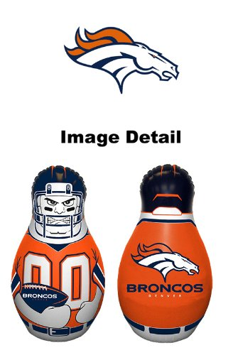 (Fremont Die NFL Denver Broncos Mini Tackle Buddy)