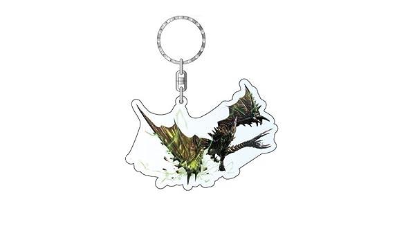 Monster Hunter cruzar volando especie de dragoen Llavero de ...