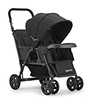JOOVY Caboose Too Graphite Stand-On Tand...
