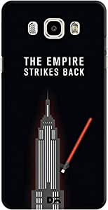 DailyObjects Empire State Building Pun Case For Samsung Galaxy J7 2016 Edition