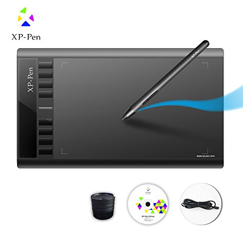 XP PEN Graphic Drawing Battery free Signature