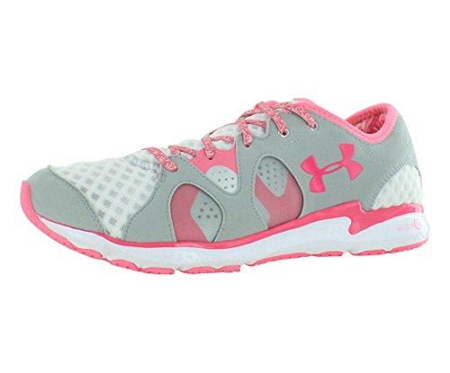 Under Armour Micro G Neomantis Running Womens Shoes Size White/Metallic mcJILYa9