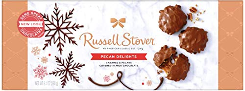 Russell Stover Pecan Delights 8.1oz