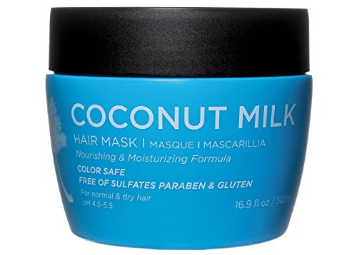 Luseta Coconut Milk Hair Mask 16.9 oz