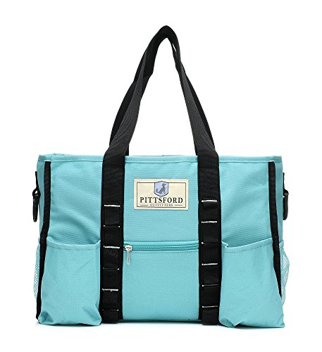 Pittsford Outfitters Everyday Adventure Tote Bag | Large All Purpose Carryall Bag
